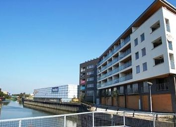 Thumbnail 1 bed flat to rent in Benedicts Wharf, Barking