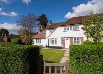 Thumbnail 4 bed semi-detached house to rent in Poplar Avenue, Leatherhead
