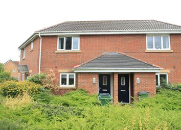 Thumbnail 2 bed flat to rent in Tuffleys Way, Thorpe Astley, Braunstone, Leicester