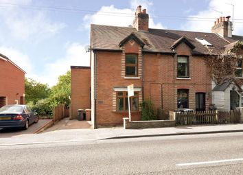 Thumbnail 3 bed end terrace house for sale in Pirbright, Surrey