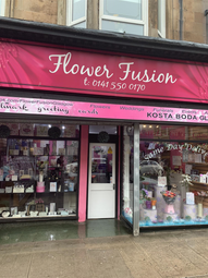 Thumbnail Retail premises for sale in Retail Florist/Cards & Gifts In Glasgow G31, Glasgow City