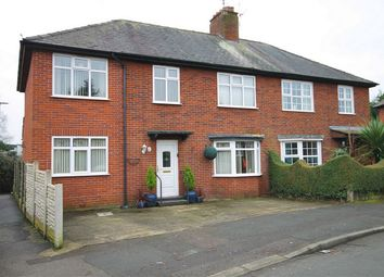 Thumbnail 6 bedroom semi-detached house for sale in Highfield Avenue, Great Sankey, Warrington