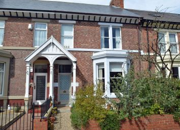 Thumbnail 4 bed terraced house for sale in Grosvenor Place, North Shields