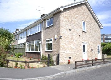 Thumbnail 2 bed flat for sale in Westover Rise, Bristol