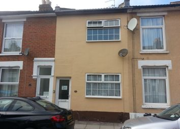 Thumbnail 2 bedroom terraced house to rent in Esslemont Road, Southsea