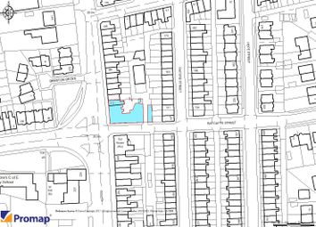 Thumbnail Land for sale in Ratcliffe Street, Leigh