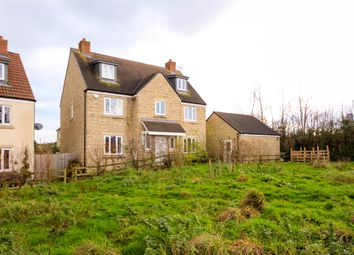Thumbnail 6 bedroom detached house for sale in Chestnut Park, Kingswood, Wotton Under Edge