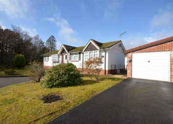 Thumbnail 2 bed detached bungalow for sale in Parklands Way, New Park, Bovey Tracey, Newton Abbot