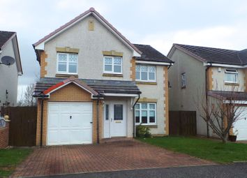 Thumbnail 4 bed detached house for sale in Thorntree Drive, Coatbridge