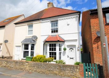 Thumbnail 2 bed semi-detached house for sale in Windmill Street, Hythe