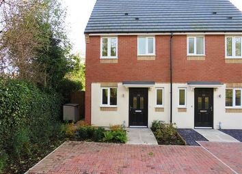 Thumbnail 2 bedroom semi-detached house to rent in Northumberland Way, Walsall