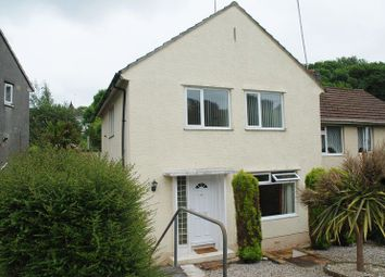 Thumbnail 3 bed semi-detached house to rent in Pike Road, Laira, Plymouth