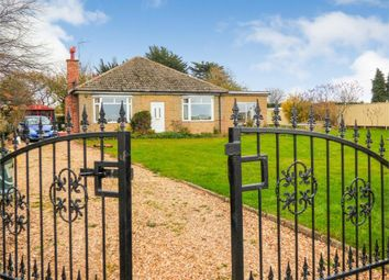 4 bed detached bungalow for sale in Elton Road, Stibbington, Peterborough, Cambridgeshire PE8