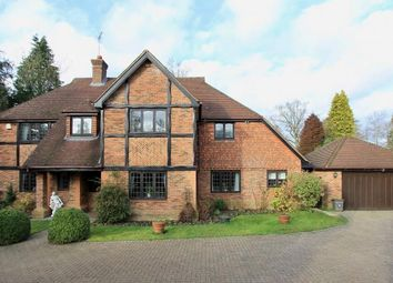 Thumbnail 5 bed detached house for sale in Burkes Road, Beaconsfield