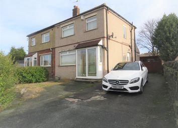 Thumbnail 3 bed semi-detached house to rent in Grove House Drive, Bradford