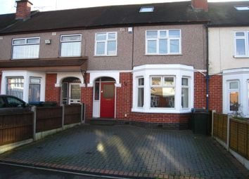 4 bed terraced house for sale in Oldfield Road, Chapelfields, Coventry CV5