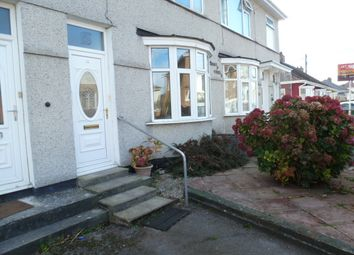 Thumbnail 1 bed flat to rent in Quarry Park Road, Plymstock, Plymouth