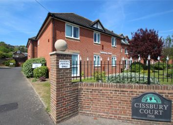 Thumbnail 1 bed property for sale in Cissbury Court, Findon Road, Worthing