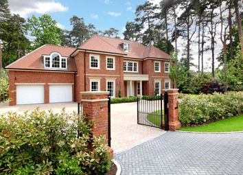 3 The Glade, Ascot, Berkshire SL5. 5 bed detached house for sale