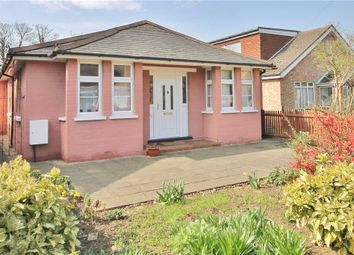 Thumbnail 3 bedroom detached bungalow for sale in Pooley Green Road, Egham, Surrey