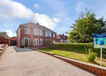 Thumbnail 3 bed semi-detached house for sale in Brecks Lane, Rotherham