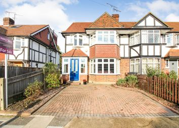 4 bed end terrace house for sale in Barnfield Avenue, Kingston Upon Thames KT2