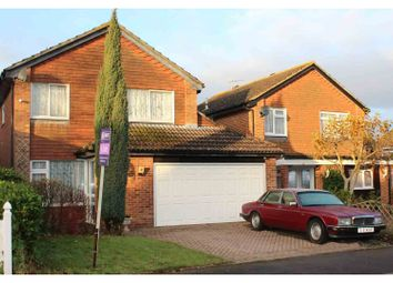 Thumbnail 4 bed detached house for sale in Greenwood Drive, Redhill