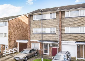 Thumbnail 5 bed town house for sale in Beaulieu Avenue, London