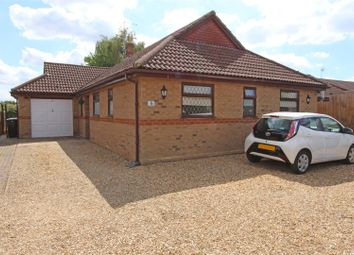 Thumbnail 3 bed bungalow for sale in Pearces Lane, Morton, Bourne