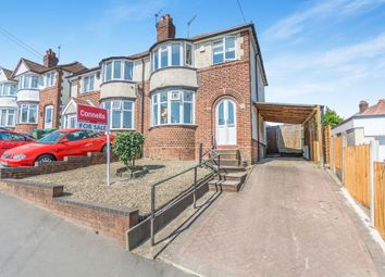 Thumbnail 3 bed semi-detached house for sale in Regent Road, Tividale, Oldbury