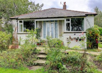 Thumbnail 3 bed bungalow for sale in Bings Road, Whaley Bridge, High Peak