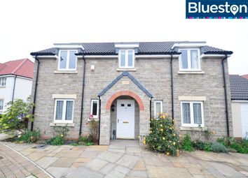 Thumbnail 4 bed detached house to rent in Bridling Crescent, Newport