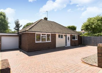 Thumbnail 2 bedroom detached bungalow for sale in West Avenue, Chiswell Green, St.Albans