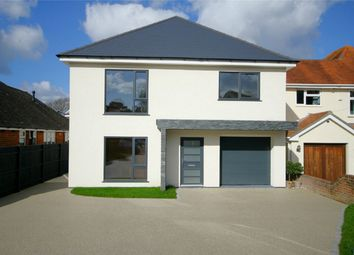 Thumbnail 4 bedroom detached house for sale in Anthonys Avenue, Lilliput, Poole, Dorset