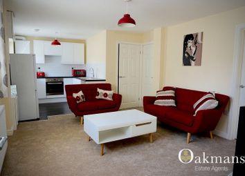 Thumbnail 2 bed flat to rent in Northfield Road, Harborne, Birmingham, West Midlands.