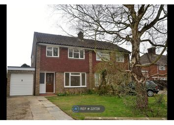 Thumbnail 3 bed semi-detached house to rent in Valley Road, Brackley