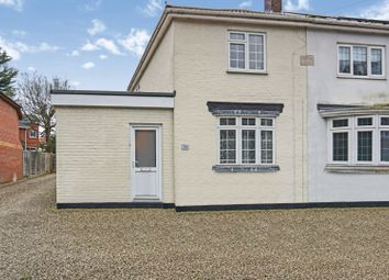 3 bed semi-detached house for sale in Burgess Road, Bassett, Southampton SO16