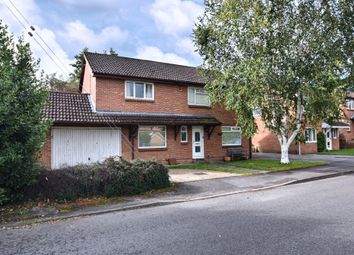 Thumbnail 5 bed detached house for sale in Upper Northam Close, Hedge End, Southampton