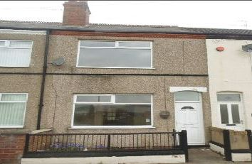 Thumbnail 3 bed terraced house to rent in Beeson Street, Grimsby