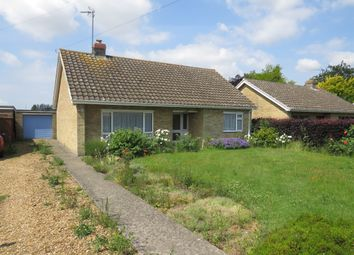 Thumbnail 3 bed detached bungalow for sale in St Marys Close, Wisbech St. Mary, Wisbech