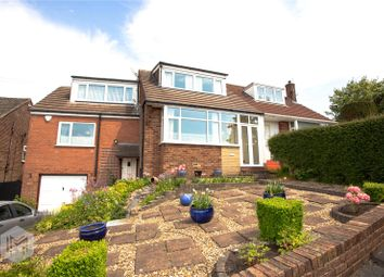 Thumbnail 3 bed semi-detached house for sale in Gleaves Avenue, Harwood, Bolton