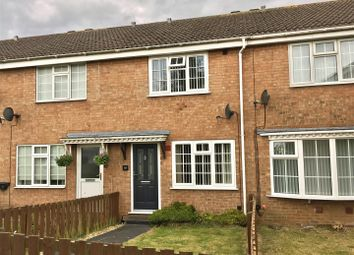 Thumbnail 2 bed terraced house to rent in Kings Meadows, Sowerby, Thirsk