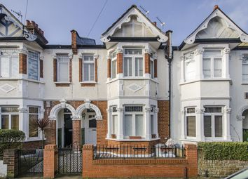 Thumbnail 5 bed terraced house to rent in Muncaster Road, London