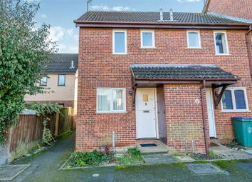 Thumbnail 1 bed end terrace house to rent in Longlands Court, Winslow, Buckingham