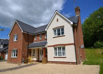 Thumbnail 5 bed detached house for sale in Hillside, Whitchurch