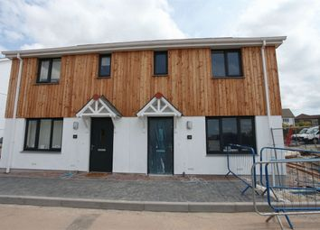 Thumbnail 3 bed semi-detached house for sale in Lower Meadows, St Stephens, St Austell