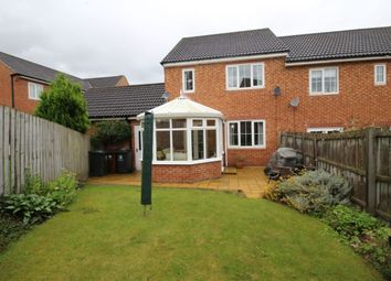 Thumbnail 3 bed semi-detached house for sale in St. Oswalds Court, Prudhoe