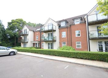 Thumbnail 2 bed flat to rent in The Coppice, Church Crookham, Fleet