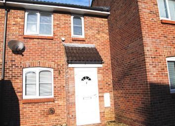 Thumbnail 2 bedroom end terrace house to rent in Cloudbery Road, Haydon Wick, Swindon