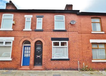 Thumbnail 2 bed terraced house for sale in Halstead Avenue, Salford